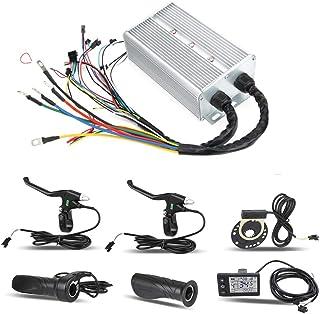 comprar comparacion Dioche Kit de Controlador de Motor, 36V / 48V 1500W Kit de Panel LCD Sin Escobillas EléCtrico para la Bicicleta Eléctrica ...