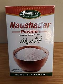 Polvo Naushadar para hornear amoníaco en polvo, 100 g