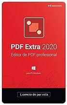 PDF Extra 2020 – Editor Profesional de PDF – Crea, Edita, Protege, Anota, Completa y Firma archivos PDF - 1 PC / 1 Usuario / Suscripción de Por Vida