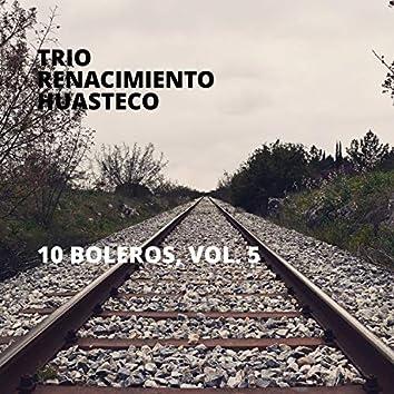 10 Boleros, Vol. 5