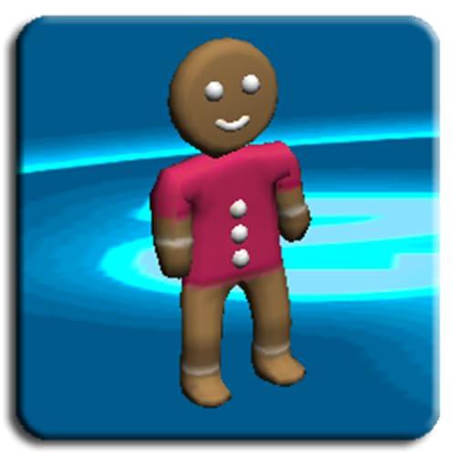 Angry gingerbread run
