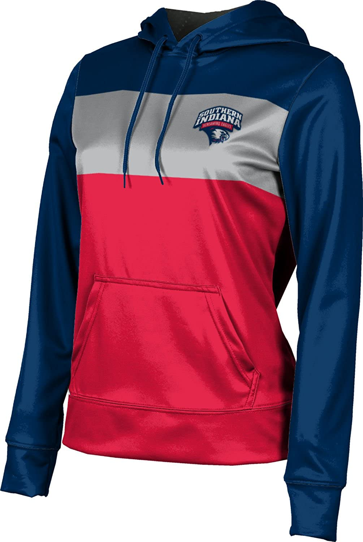 University of Southern Indiana Girls' Pullover Hoodie, School Spirit Sweatshirt (Prime)