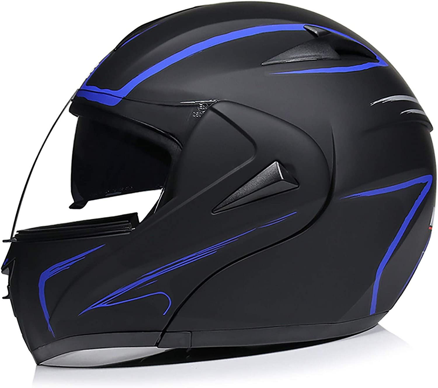 TBTBZXCV Men Women Motorcycle Limited time cheap sale Helmet Flip Face Up Full Outlet ☆ Free Shipping Modular