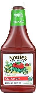 Annie's Naturals Organic Ketchup - Case of 12 - 24 oz.