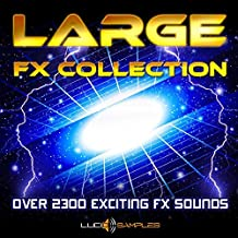 Large Fx Collection - Más de 2000 efectos de sonido únicos | Apple Loops/ AIFF Download