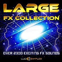 Large Fx Collection - Más de 2000 efectos de sonido únicos | Apple Loops/ AIFF Download