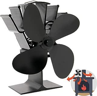 Ventilador de Estufa de 4 Cuchillas Accionado por Calor  