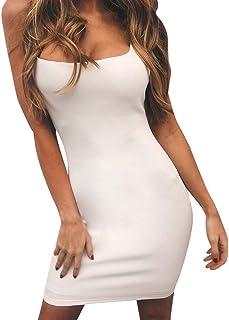 Foowni Women Short Sleeve Fashion Print Vintage Flare Dress