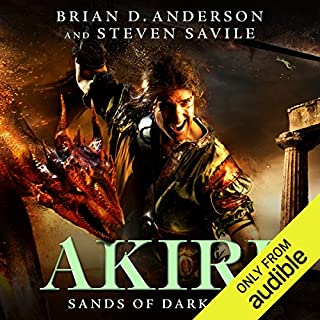 Sands of Darkness cover art