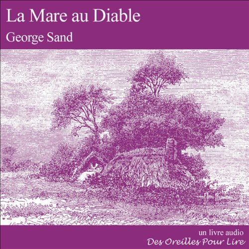 La Mare au Diable audiobook cover art