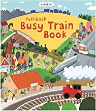 Pull-back Busy Train (Pull-Back Series)