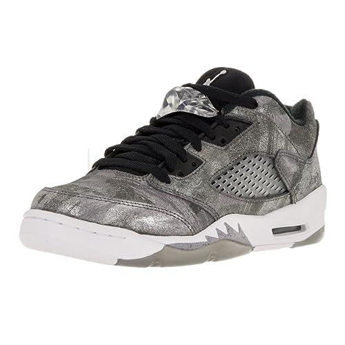 6b1be3238214a8 Nike Air Jordan 5 Retro PREM Low GG Cool Grey Wolf Grey White