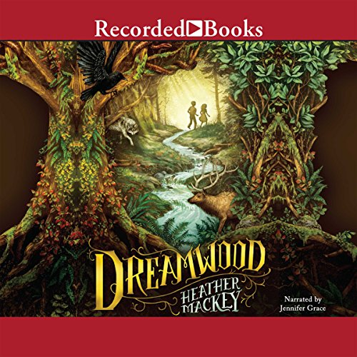 Dreamwood audiobook cover art