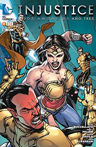 Injustice 33 (Injustice: Gods among us)