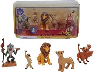 Giochi Preziosi Disney Re Leone - Juego de 5 Figuras
