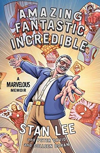 Image of Amazing Fantastic Incredible: A Marvelous Memoir