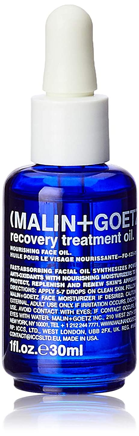 毒液センサー繁雑MALIN+GOETZ Recovery Treatment Oil 30ml/1oz並行輸入品