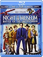 NIGHT AT THE MUSEUM-BATTLE OF SMITHSONIAN