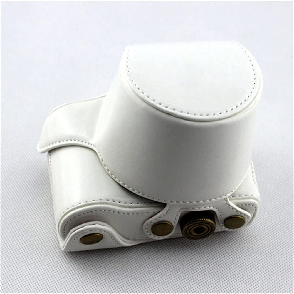 XJST Washington Mall Max 85% OFF Premium PU Leather Camera V Case Bag