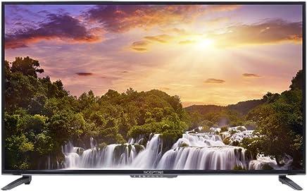 "Sceptre 43"" Class Fhd (1080p) LED TV Memc 120 3X HDMI, Metal Black 2019 (X435BV-FSR)"