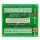 Electronics-Salon 24/20-pin ATX DC Power Supply Breakout Board Module.