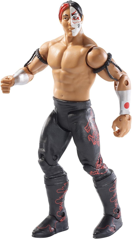 WWE Global Superstars Figure Japan Yoshi Tatsu