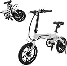 Best small wheel electric bikes Reviews