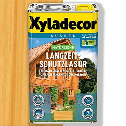 Xyladecor Natürliche Langzeit-Schutzlasur (750 ml, kiefer)