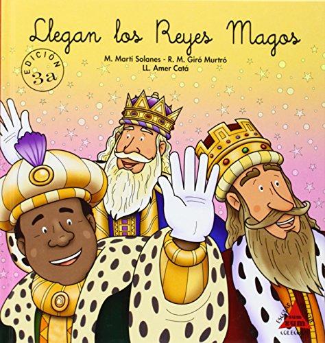 Cuentos Zum-Zum (cursiva) 2 - Llegan Los Reyes Magos (Zum Zum Cuentos)