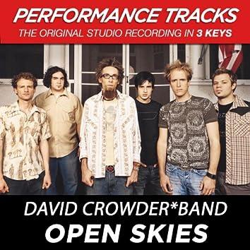 Open Skies (Performance Tracks)
