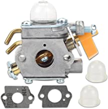Kaymon 308054013 Carburetor for 308054012 Homelite Ryobi 30CC 26CC Craftsman John Deere Trimmer Blower Brushcutter RY26500 UT20002 Replace Zama C1U-H60 308054004 308054008 with Gasket Primer Bulb