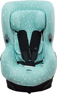 JANABEBE Schutzhülle für Bébé Confort Axiss (MINT SPARKLES)