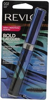 Revlon Bold Lacquer Grow Luscious Length+Volume Mascara - NWP Black (002) - 0.24 oz