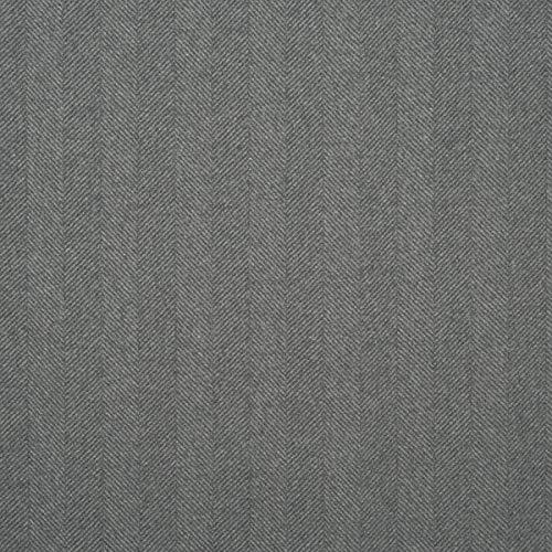 Tela para muebles de tela ignífuga LANA SHETLAND, color gris como tela de tapicería robusta, tejido acolchado para coser y relax, lana virgen, poliéster, absorción de ruido, oscurecimiento