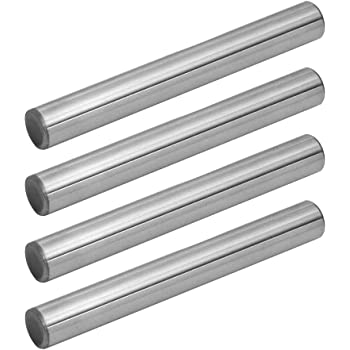 "All Lengths /& Qtys Stainless Steel Dowel Pins 1//2/"" Diameter Dowel Rod"