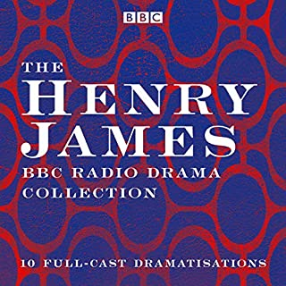 The Henry James BBC Radio Drama Collection     10 Full-Cast Dramatisations              By:                                                                                                                                 Henry James                               Narrated by:                                                                                                                                 full cast,                                                                                        Henry Goodman,                                                                                        Jodie Comer,                   and others                 Length: 20 hrs and 24 mins     3 ratings     Overall 4.7