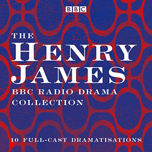 『The Henry James BBC Radio Drama Collection』のカバーアート