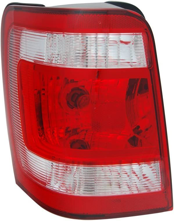 TYC 11-6262-01-9 Ford Escape Tail Lamp Left Reservation Bombing free shipping Replacement