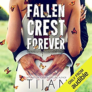 Fallen Crest Forever                   Written by:                                                                                                                                 Tijan                               Narrated by:                                                                                                                                 Graham Halstead,                                                                                        Saskia Maarleveld                      Length: 12 hrs and 9 mins     2 ratings     Overall 5.0