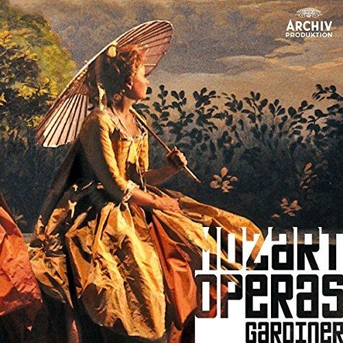 Mozart Operas - Gardiner by John Eliot Gardiner (2011-07-19)