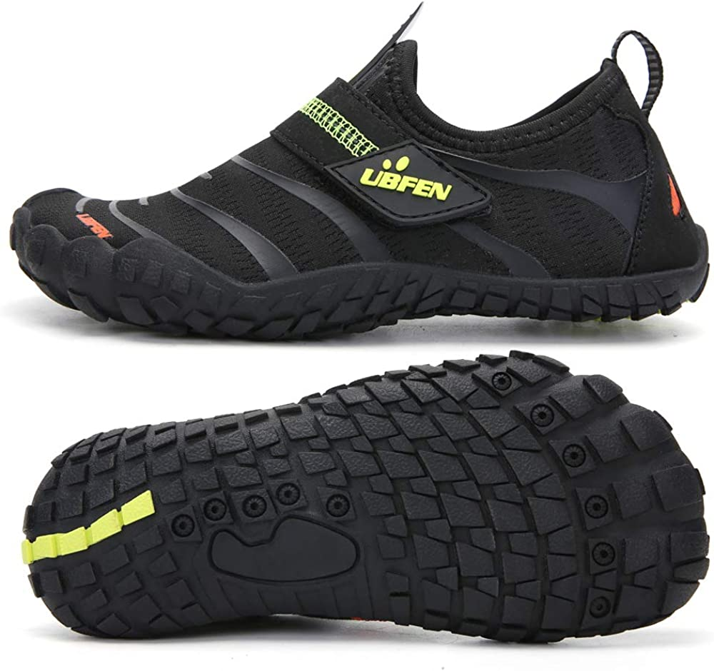 UBFEN Water Shoes for Our shop most popular Kids Boys Discount mail order Beach Aqua Girls Socks Barefoot
