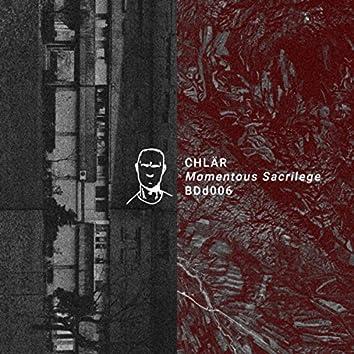 Momentous Sacrilege EP