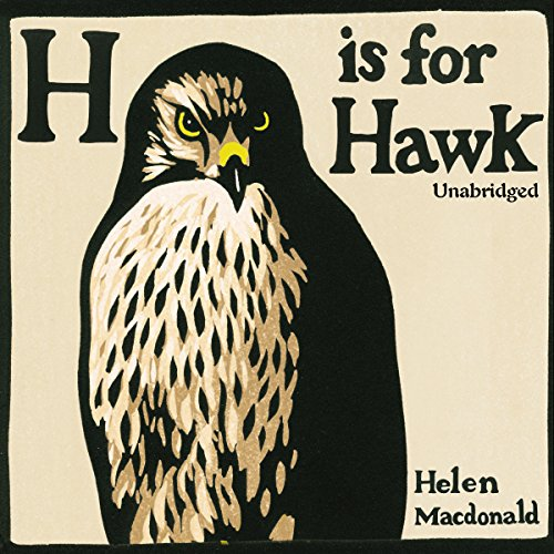 H Is For Hawk audiobook cover art