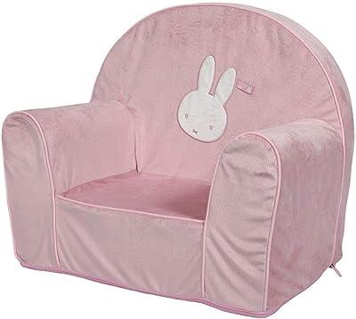 Chaise haute pour bébé - 45 x 45 x 45 x 65 cm - Rose