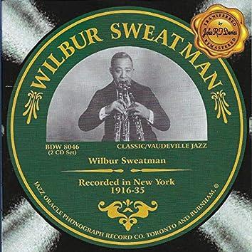 Wilbur Sweatman 1916-1935