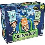Rice Krispies Treats Mini Marshmallow Snack Bars, Kids Snacks, Halloween Pack, Original, 23.2oz Box (60 Bars)