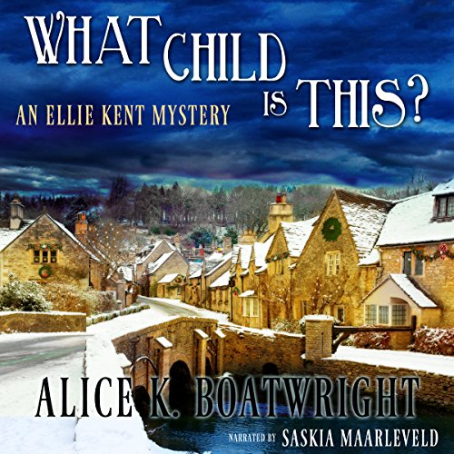 What Child Is This? audiobook cover art