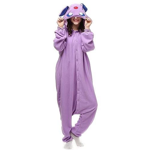 c8e53c0c3dff OLadydress Unisex Espeon Costumes Pajamas