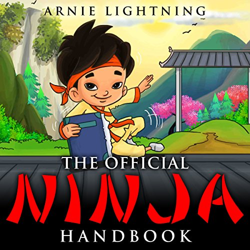 The Official Ninja Handbook audiobook cover art