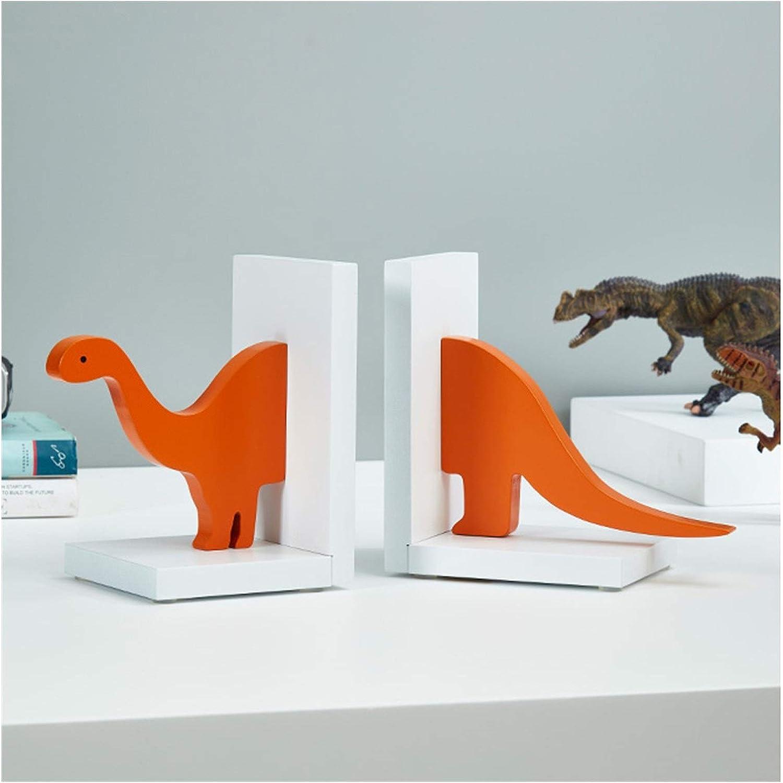 B/ücherenden f/ür Jungen Kinderzimmer oder Schlafzimmer Color : Dinosaur , Gr/ö/ße : 1 pair B/ücherregalhalter Home Decorative Dinosaurier themenorientierte Buchst/ützen Geschenke Kinder Buchst/ütze